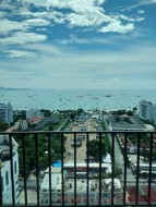 2 Bed Condo For Rent Central Pattaya - Centric Sea