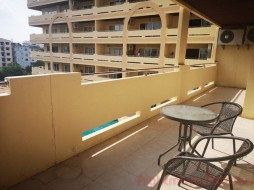 1 Bed Condo For Rent Jomtien - View Talay Residence 3