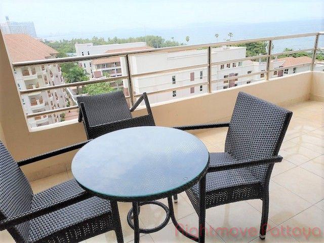 View Talay 3 Beachfront  Condominiums for sale in Pratumnak Pattaya