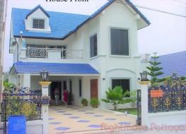 4 Bed House For Sale East Pattaya - Natheekarn
