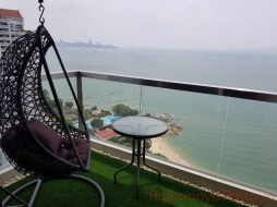 2 Bed Condo For Rent Wongamat - The Palm