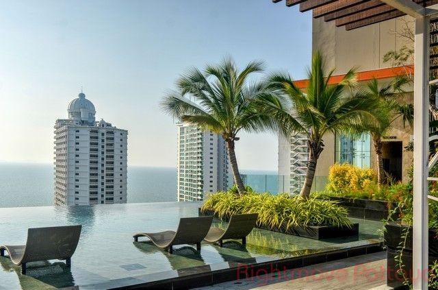 riviera  Condominios para la venta en Wong Amat Pattaya