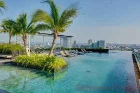 1 Bed Condo For Rent Wongamat - Riviera