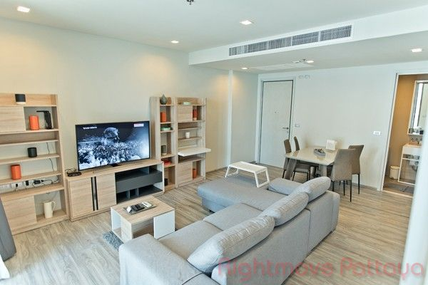 pine shore beachfront condominium for rent in na jomtien to rent in Na Jomtien Pattaya