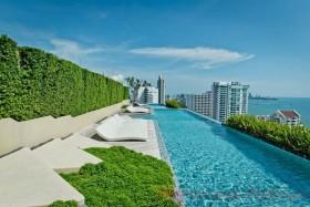 2 Bed Condo For Rent Wongamat - Baan Plai Haad