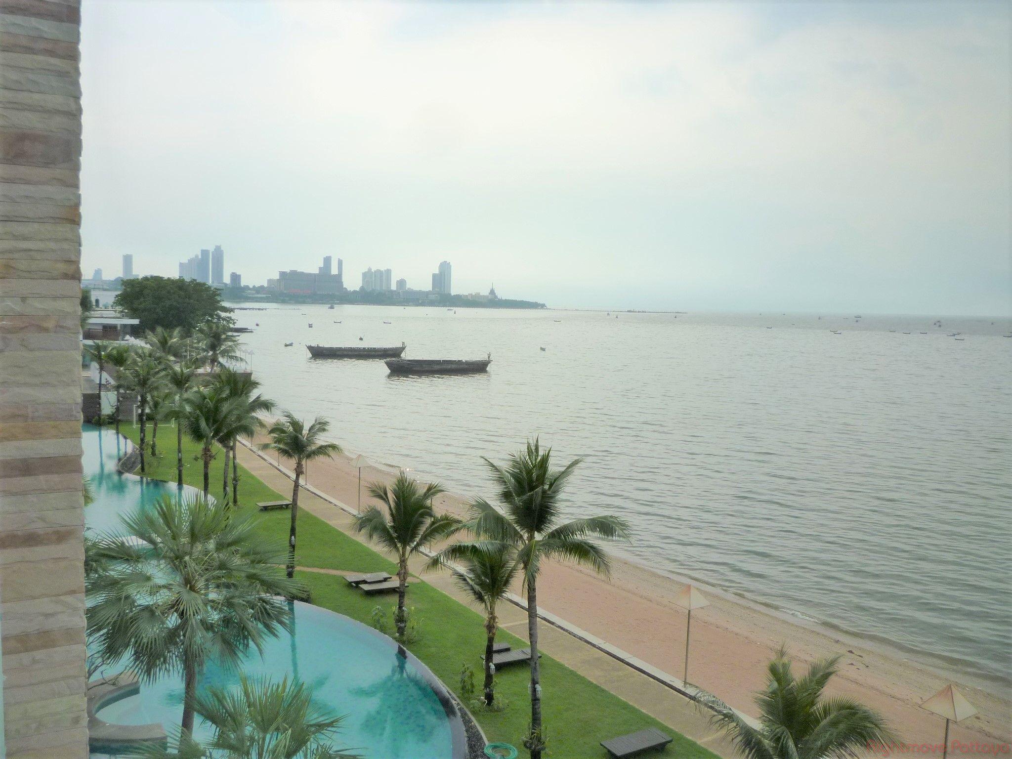 ananya beachfront condominium wongamat phases 3 & 4 zu vermieten In Wong Amat Pattaya