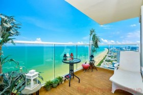 2 Bed Condo For Sale Jomtien - Cetus Beachfront