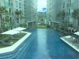 Studio Condo For Sale In Central Pattaya - City Center Residence