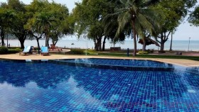 2 Beds Condo For Rent In Bang Saray - Bang Saray Beach Condo