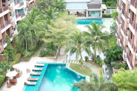 1 Bed Condo For Sale In Pratumnak - Diamond Suites