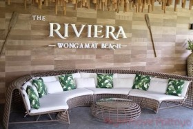 Studio Condo For Rent In Wongamat - Riviera