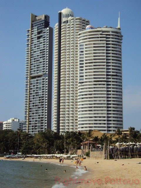 northpoint condominium  to rent in Wong Amat Pattaya