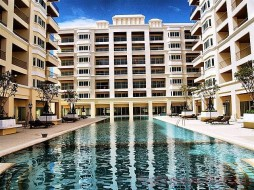 Studio Condo For Rent In Jomtien - Platinum Suites