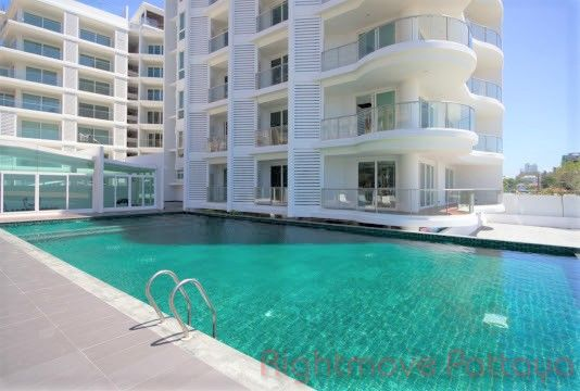 Rightmove Pattaya Beachfront Jomtien Residence Condominiums te koop In Na Jomtien Pattaya