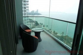 2 Beds Condo For Rent In Naklua - Wongamat Tower