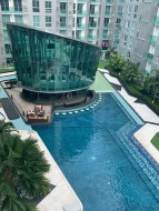1 Bed Condo For Rent In Central Pattaya - City Center Residence