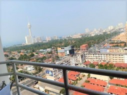 Studio Condo For Sale In Jomtien - View Talay 2 A