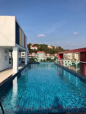 art on the hil  Condominiums to rent in Pratumnak Pattaya