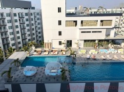1 Bed Condo For Rent In South Pattaya - Arcadia Beach Resort
