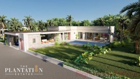3 Beds House For Sale In East Pattaya - The Plantation Estates