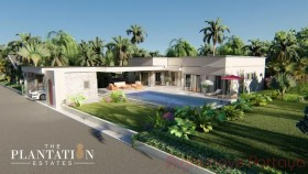3 Bed House For Sale In East Pattaya - The Plantation Estates