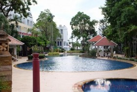 Studio Condo For Sale In Jomtien - Metro