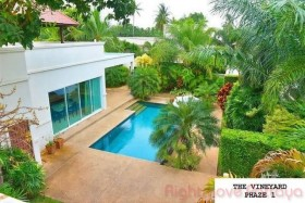 4 Beds House For Sale In East Pattaya - The Vineyards 1