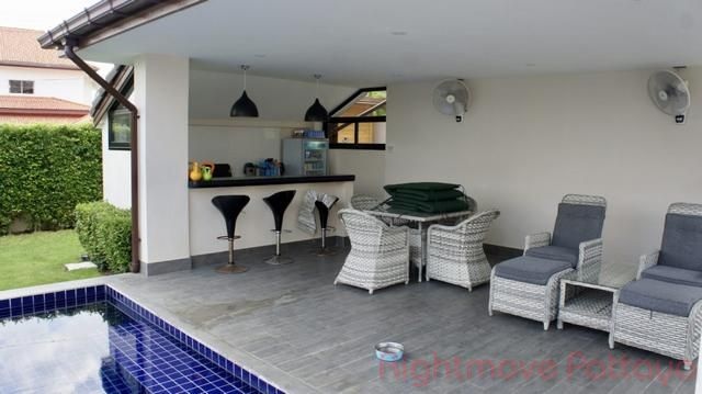 bayview residence house for sale in Bang Saray