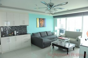 2 Bed Condo For Sale And Rent In Pratumnak - Cosy Beach View