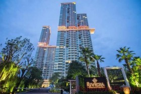 1 Bed Condo For Rent In Wongamat - Riviera