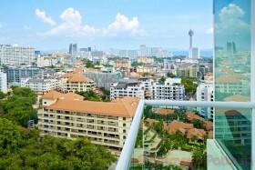 1 Bed Condo For Rent In Pratumnak - The View