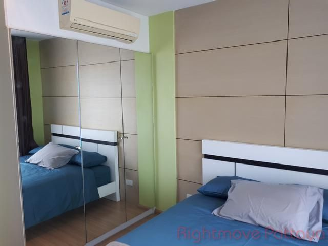 2 Bedrooms Condo For Rent In Central Pattaya - The Urban