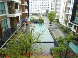 2 Bed Condo For Rent In Central Pattaya - The Urban