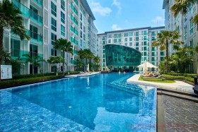Studio Condo For Rent In Central Pattaya - City Center Residence