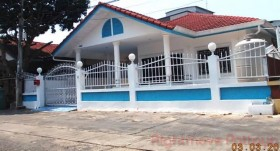 2 Bed House For Rent In East Pattaya - Eakmongkol 1