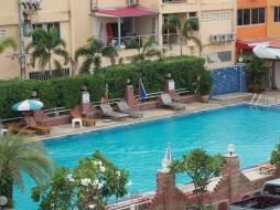 1 Bed Condo For Sale In Central Pattaya - VCC Condotel