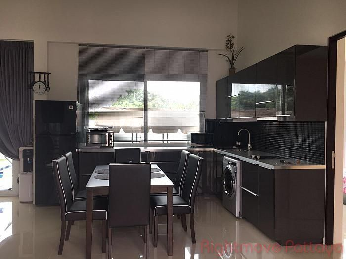 mountain village house for sale in Bang Saray
