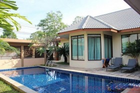 3 Bed House For Sale In East Pattaya - Nibbana Shade