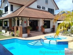 4 Beds House For Rent In East Pattaya - Central Park 4