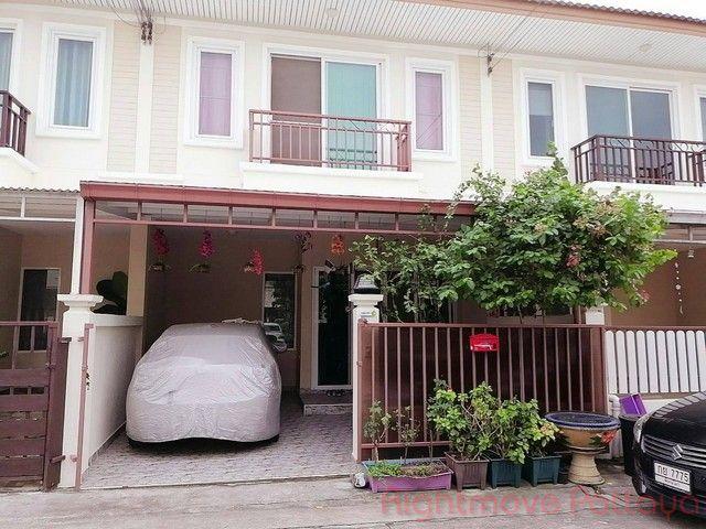 sansuk town casa para la venta en al este de Pattaya