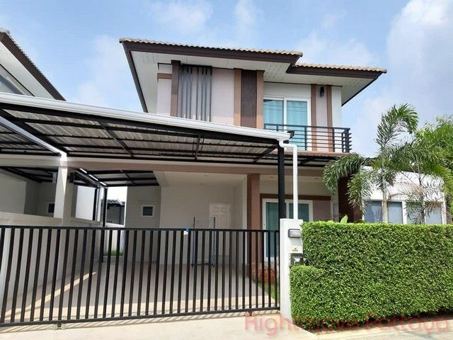 patta let house for sale in East Pattaya