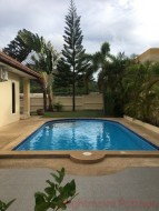 3 Bed House For Rent In Bang Saray - Phobchoke Garden Hill Village