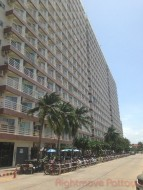Studio Condo For Sale In Jomtien - Jomtien Beach Condo (Rimhad)