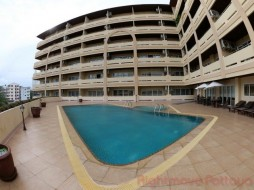 Studio Condo For Sale In Jomtien - View Talay Residence 3