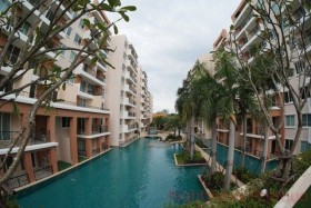 1 Bed Condo For Sale In Jomtien - Paradise Park