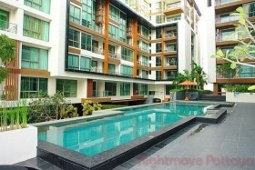 1 Bed Condo For Sale In Central Pattaya - The Urban