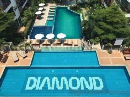 2 Bed Condo For Sale In Pratumnak - Diamond Suites