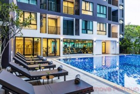 Studio Condo For Rent In South Pattaya - Rizin