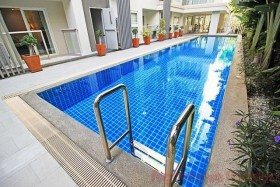 2 Beds Condo For Rent In Pratumnak - The Place