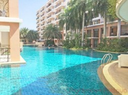 1 Bed Condo For Rent In Jomtien - Paradise Park